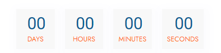 COUNTDOWN ENDED